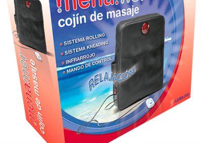 Cojín de masaje Menamer